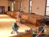 Sanding floors